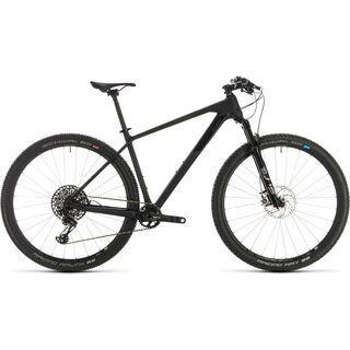 *** 2. Wahl *** Cube Reaction C:62 SLT 2020, carbon´n´silver - Mountainbike   Größe 17 Zoll