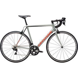 Cannondale SuperSix Evo Carbon 105 2019, sage gray - Rennrad