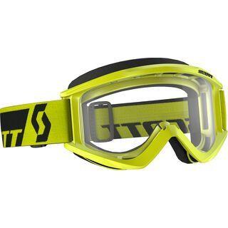 Scott RecoilXi, green/clear - MX Brille