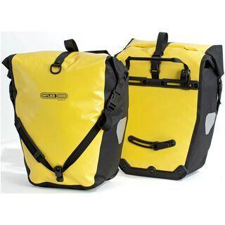 Ortlieb Back-Roller Classic, gelb-schwarz - Fahrradtasche