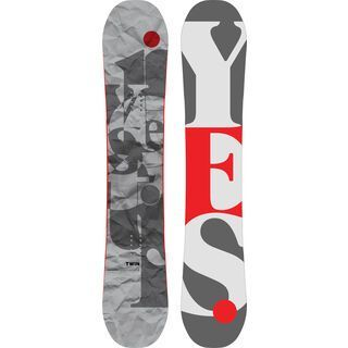 Yes Typo Wide 2017 - Snowboard