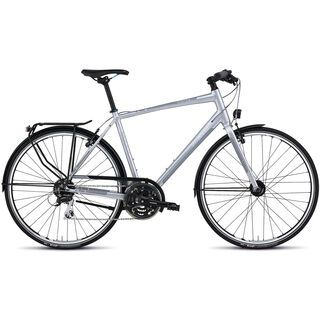*** 2. Wahl *** Specialized Source Sport 2013, Silver/Gray - Trekkingrad | Größe XL // 57 cm