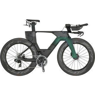 Scott Plasma Premium carbon black/prism green purple 2021