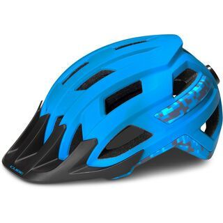 Cube Rook, blue - Fahrradhelm