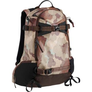 Burton Side Country Pack, storm camo tarp - Rucksack