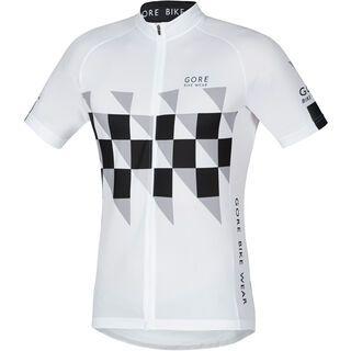 Gore Bike Wear Element Finishline Trikot, white - Radtrikot