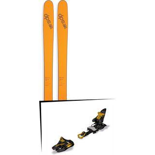 Set: DPS Skis Wailer 99 2017 + Marker Kingpin 13 (1289303)