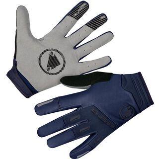 Endura SingleTrack Windproof Glove, marineblau - Fahrradhandschuhe