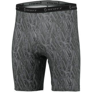 Scott Trail Underwear w/Pad Shorts, dark grey/black - Innenhose