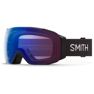 Smith I/O Mag inkl. WS, black/Lens: cp photochromic rose flash - Skibrille