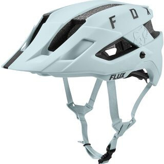 Fox Flux Solid, ice - Fahrradhelm