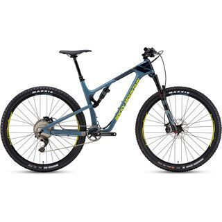Rocky Mountain Element 990 RSL BC Edition 2017, grey - Mountainbike