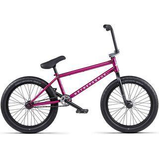 WeThePeople Trust 2020, translucent berry pink - BMX Rad