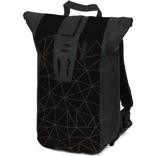 Ortlieb Velocity Design Network, black - Fahrradrucksack