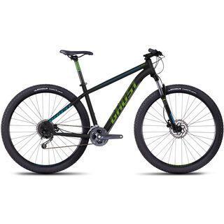 Ghost Tacana 4 2016, black/green/blue - Mountainbike
