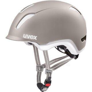 uvex city 9, warm grey - Fahrradhelm