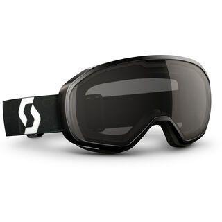 Scott Fix, schematic black/black chrome - Skibrille