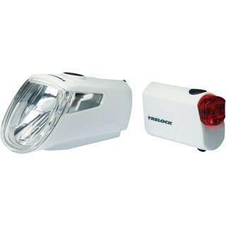 Trelock LS 360 I-Go Eco / LS 720 - Beleuchtungsset, white
