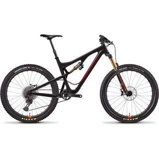 Santa Cruz Bronson CC XX1 Reserve 2018, carbon/sriracha - Mountainbike