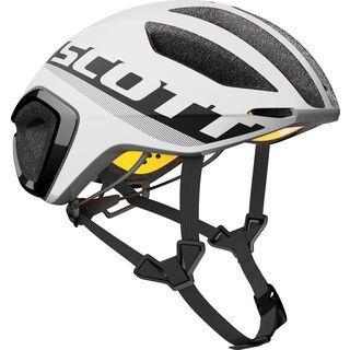 Scott Cadence Plus Helmet, white/black - Fahrradhelm