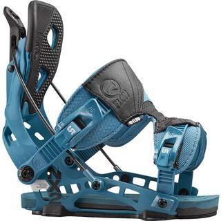 Flow NX2 2016, blue - Snowboardbindung