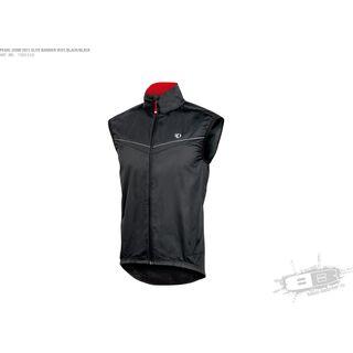 Pearl Izumi Elite Barrier Vest, black/black - Radweste