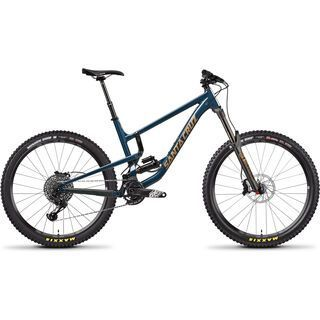 Santa Cruz Nomad AL S 2018, ink/gold - Mountainbike