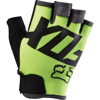 Fox Ranger Short Glove, flow yellow - Fahrradhandschuhe