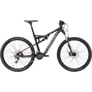 Cannondale Habit 5 2016, black/silver - Mountainbike