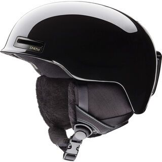 Smith Allure Womens, black pearl - Snowboardhelm