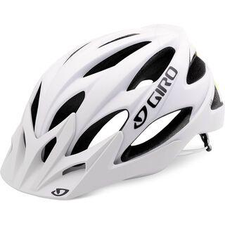 Giro Xar, matte white lime - Fahrradhelm