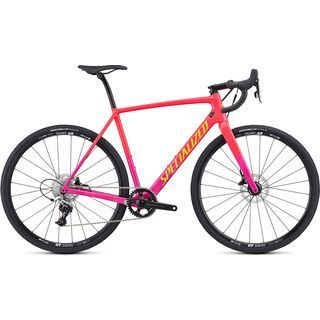 Specialized CruX Elite 2019, acid pink/acid purple/team yellow - Crossrad