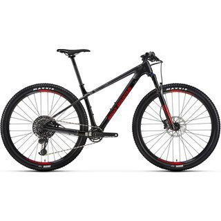 Rocky Mountain Vertex Carbon 50 2019, black/red - Mountainbike