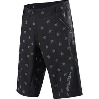 TroyLee Designs Ruckus Star Shorts Shell, black/gray - Radhose