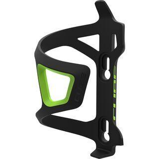 *** 2. Wahl *** Cube Flaschenhalter HPP-Sidecage, black'n'green |