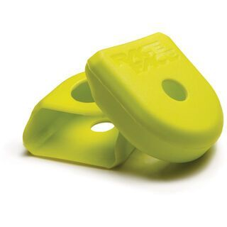 Race Face Crank Boot Small - Kurbelarmschutz, yellow