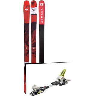 Set: Armada Tracer 88 2019 + Fritschi Diamir Eagle 12 lemongrass