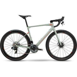 BMC Roadmachine 01 One 2020, green sand - Rennrad