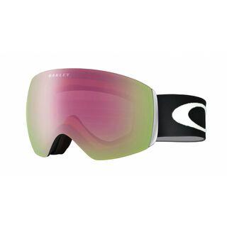 Oakley Flight Deck XM Prizm, matte black/Lens: hi pink iridium - Skibrille