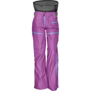 Norrona Women Lofoten Gore-Tex Pants, pumped purple - Skihose