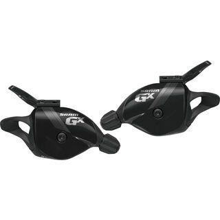 SRAM GX 2x11 Trigger - Set, 2x11, schwarz - Schalthebel