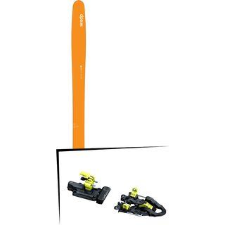 Set: DPS Skis Wailer 99 2016 + ATK Freeraider 14 2.0 (2322435)