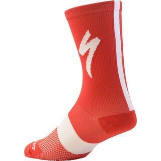 Specialized SL Tall Socks, red