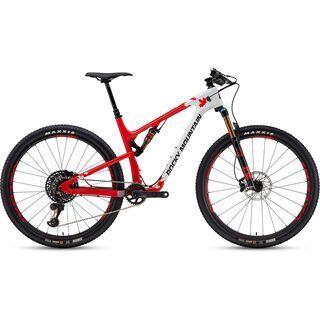 Rocky Mountain Element 999 RSL T.O. 2017, red/white - Mountainbike