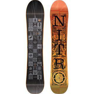 Nitro Magnum Wide 2019 - Snowboard