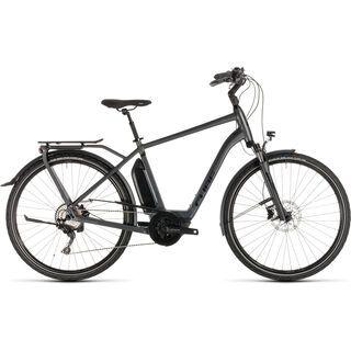 Cube Town Sport Hybrid Pro 400 2019, iridium´n´black - E-Bike