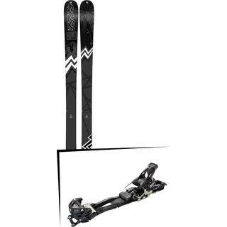 Set: K2 SKI Press 2019 + Tyrolia Adrenalin 16 AT