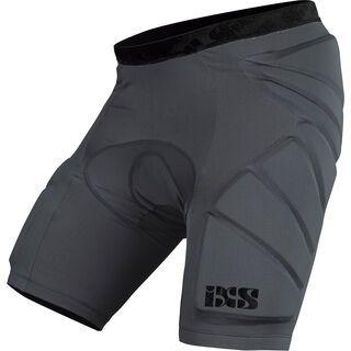 IXS Hack Shorts Lower Body Protective, grey - Protektorhose