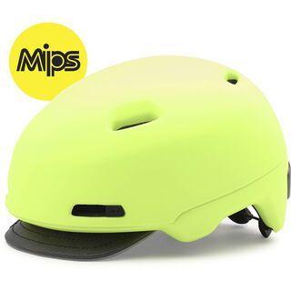 Giro Sutton MIPS, highlight yellow - Fahrradhelm