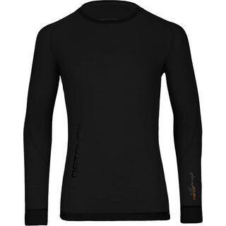 Ortovox Merino Super-Soft Long Sleeve, black raven - Funktionsshirt
